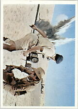 1966 Topps The Rat Patrol 57 Two Tanks had EX-MT #D324523
