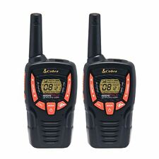 Cobra AM645 Walkie Talkie Radios Par Set Vox llamada alerta 8 km de largo alcance PMR 446