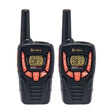 Cobra AM645 Walkie Talkie Radios Pair Set VOX Call Alert 8km Long Range PMR 446
