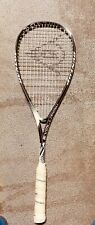 Dunlop Hyperfibre+ Evolution Squash Racquet   Racket of Declan James!
