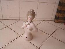Antique Vintage Pin Cushion Doll Beautiful