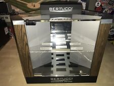 Bertucci Performance Rotating Watch Display Stand -Store Shop Watch Case W/ Key