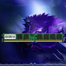 2GB DDR2 Desktop Laptop Memory RAM Memory Module 533Mhz PC2 4200 240Pin for AMD
