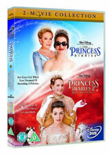 The Princess Diaries / the princess diaries 2 DVD NEW dvd (BUU0099701)