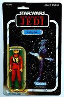 Star Wars Vintage ROTJ Kenner B-Wing Pilot Action Figure #71280 New 1983