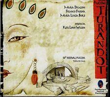 PUCCINI  turandot  DRAGONI FARINA - KERRI LYNN WILSON