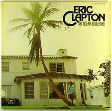 """12"""" LP - Eric Clapton - 461 Ocean Boulevard - #L7667 - washed & cleaned"""