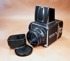Hasselblad 500 C/M Medium Format SLR Camera + Zeiss Planar 80mm f/2.8 T* Lens!