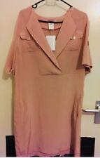Paul And Joe Blush Pink Silk Dress 12