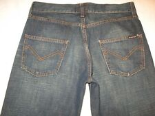 Energie Jeans 'Low Waist Relaxed Fit Dark Italy made Sz 30 X 28