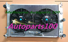 50mm Radiator & Fan for Ford BA BF Falcon XR6 XR8 Fairmont Turbo 10/02- 4/08