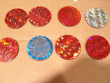 MASK POG CANADA GAMES COMPLETE SET of ALL 8 MIX SLAMMERS/KINIS