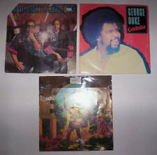 LOT DISQUES 45T SPECIAL GEORGE DUKE  / STANLEY CLARKE