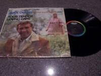 """Buck Owens """"Your Tender Loving Care"""" CAPITOL ST-2760 LP"""
