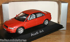 Audi A4 Metallic Burnt Orange / Copper 1/43 Minichamps in Silver Box