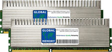 4gb (2x 2GB) DDR3 2133mhz pc3-17000 240-pin DIMM Overclock PC Para Jugar RAM Kit