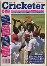 Cricketer Magazine (Wisden) - June 1995