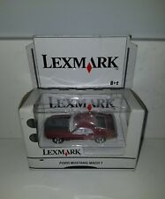 Lexmark Ford Mustang Mach 1 1/64 Scale