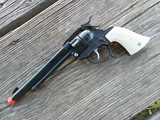 Mustang Toy Cap Gun Leslie-Henry Wild West Toys Black color Ivory color Grips