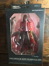 Final Fantasy Vll 7 Play Arts Vincent Valentine No. 2 Figure Sealed Box Play Art