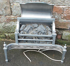 VINTAGE Adam Shell ELECTRIC Fire Berry's MAGICOAL Georgian SPARES Or REPAIR