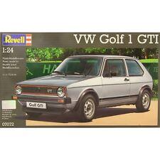 REVELL VW Golf Mk. i GTI-KIT SCALA 1:24 - 07072