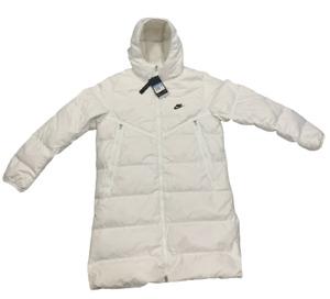 Nike CU4408-100 Men's White Polyester CU4408-100 MEDIUM H6 Jacket Msrp: 245$