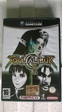 NINTENDO GAMECUBE GAME CUBE SOUL CALIBUR II SOULCALIBUR II