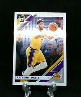 Anthony Davis 2019-20 Panini Donruss Optic Base 90 LAKERS