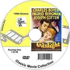 Gaslight - Ingrid Bergman , Charles Boyer Mystery Thriller Region Free DVD Film
