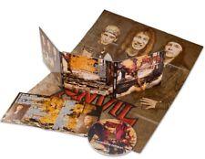 ANVIL- Pounding The Pavement LIM. DIGIPACK +Bonustr.+Poster CAN METAL CULT Lips