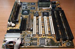 DFI P5BV3 (REV.CI)  + AMD-K6(tm)-2/350 + 32MB Ram