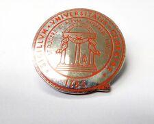 University of Georgia Metal Lapel Pin - State Seal