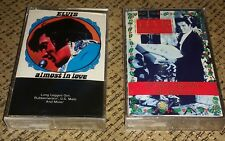 LOT OF 2 Elvis Presley EVERY DAY WAS CHRISTMAS/ALMOST IN LOVE Cassette Tape RCA