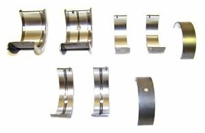 DNJ Engine Components Main Bearing Set Standard Size MB3125