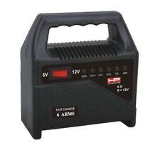 6 AMP CARICA BATTERIE CON überlastungsschutz TENSIONE DI CARICA 6+12V