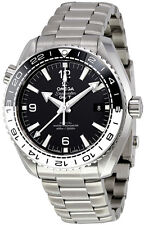 215.30.44.22.01.001 | NEW OMEGA SEAMASTER PLANET OCEAN BLACK & WHITE MEN'S WATCH