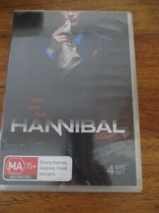 Hannibal : Season 1 (DVD, 2013, 4-Disc Set)