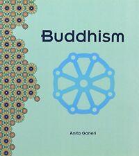 Buddhism (Religions Around the World), Ganeri 9781474742245 Free Shipp Pb=#
