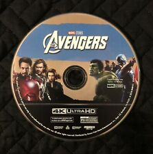 The Avengers 4K Movie Disc Only