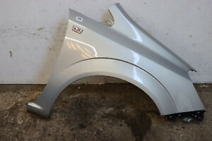 Vauxhall Zafira B Right Side Wing Silver 1RU Z167