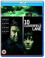 * Blu-Ray Film NEW SEALED * 10 CLOVERFIELD LANE *  Blu Ray Movie