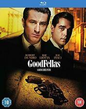 GoodFellas - 25th Anniversary Edition [Blu-ray] [2015] [Region Free] [DVD]