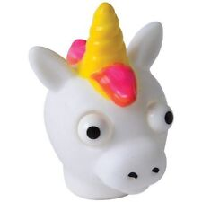 12 Popping Eye Unicorn Princess Party Goody Bag Favor Supply Squeeze Stress Toy