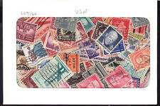 USA LOT/160 USED STAMPS, ASSORTED