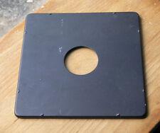 Genuine Wista monorotaia m450 flat lens board 152mm x 152mm il Copal 1