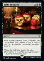 MTG Taste of Death Throne of Eldraine RARE NM/M Magic the Gathering