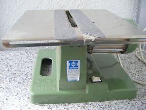 HANNING TK 20S Tischkreissäge, mobile Kreissäge