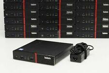 Lenovo ThinkCentre M900 Tiny Form Factor Micro PC Barebone w/ Power Adapter