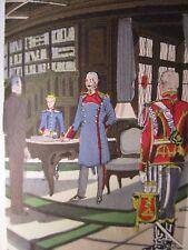 Koenigsmark (Pierre BENOIT) illustration Jean GRADASSI - Edition Martel (1957)